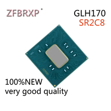 100% Original New  GLH170 SR2C8  BGA Chipset  BGA  free shipping 1pcs lot mt6323ga mt6323g bga mt6323 new original free shipping