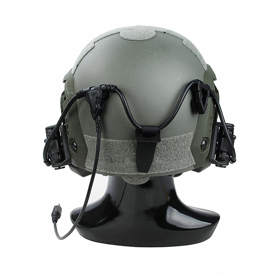 Fones de Ouvido Tático TMC Tactical RAC