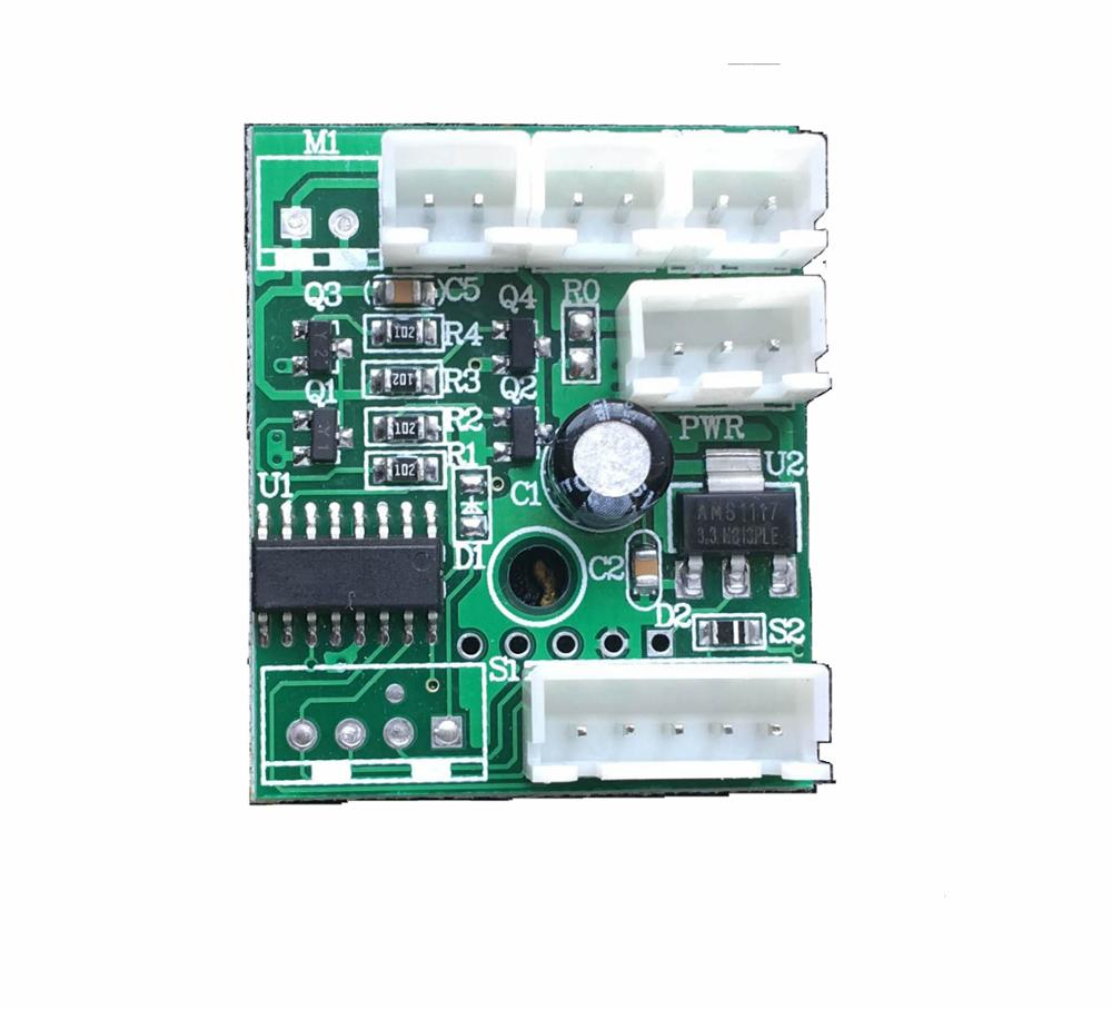 3V / 5V Automatic Watch Shaker Winder Circuit Board PCB Controller For Single/Double Watch Mainboard Repair Motor Box