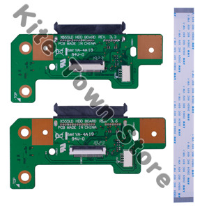Жесткий диск USB IO плата для Asus X555L X555LD W519L A555L X554L REV 3,3/3,6