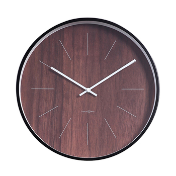 Nordic Simple Wall Clock Modern Design Living Personality Wall Clock Vintage Creative Orologi Parete Home Decoration New MM60WC