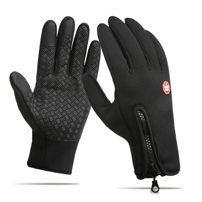 Touchscreen Winter Thermal Warm Cycling Bicycle Bike Ski Outdoor Camping Hiking Motorcycle Gloves Sports Full Finger Waterproof