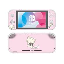 Kawaii Korilakkuma NintendoSwitch cilt Sticker çıkartma kapak Nintendo anahtarı için Lite koruyucu Nintendo anahtarı Lite cilt Sticker