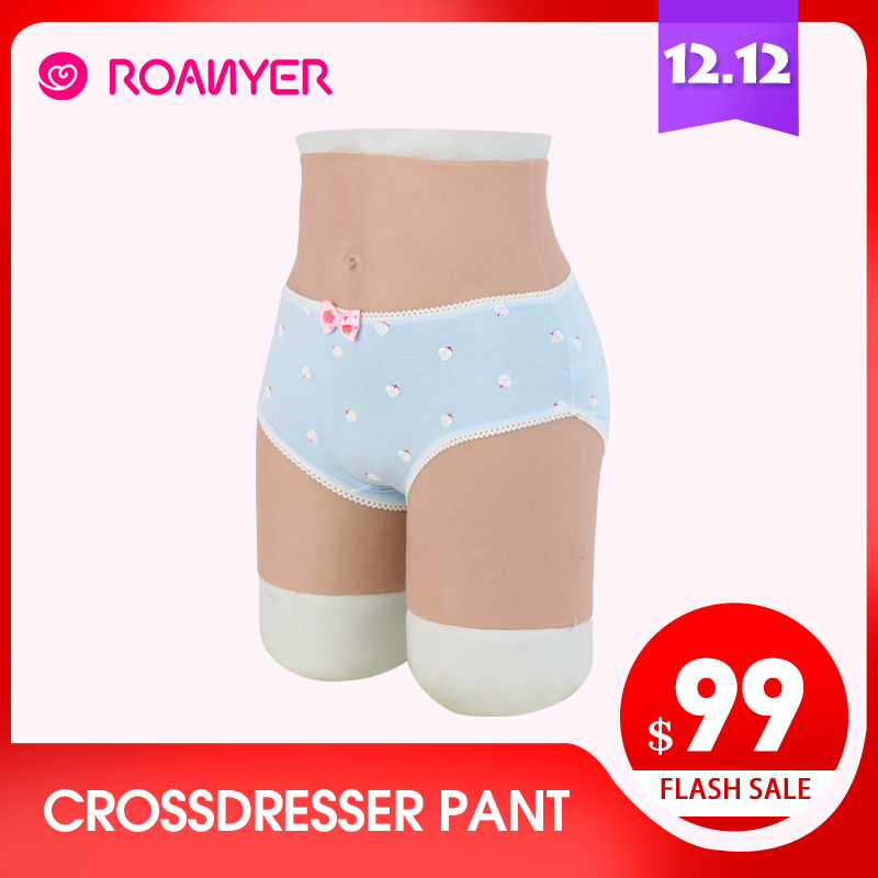Roanyer crossdresser silicone artificial…