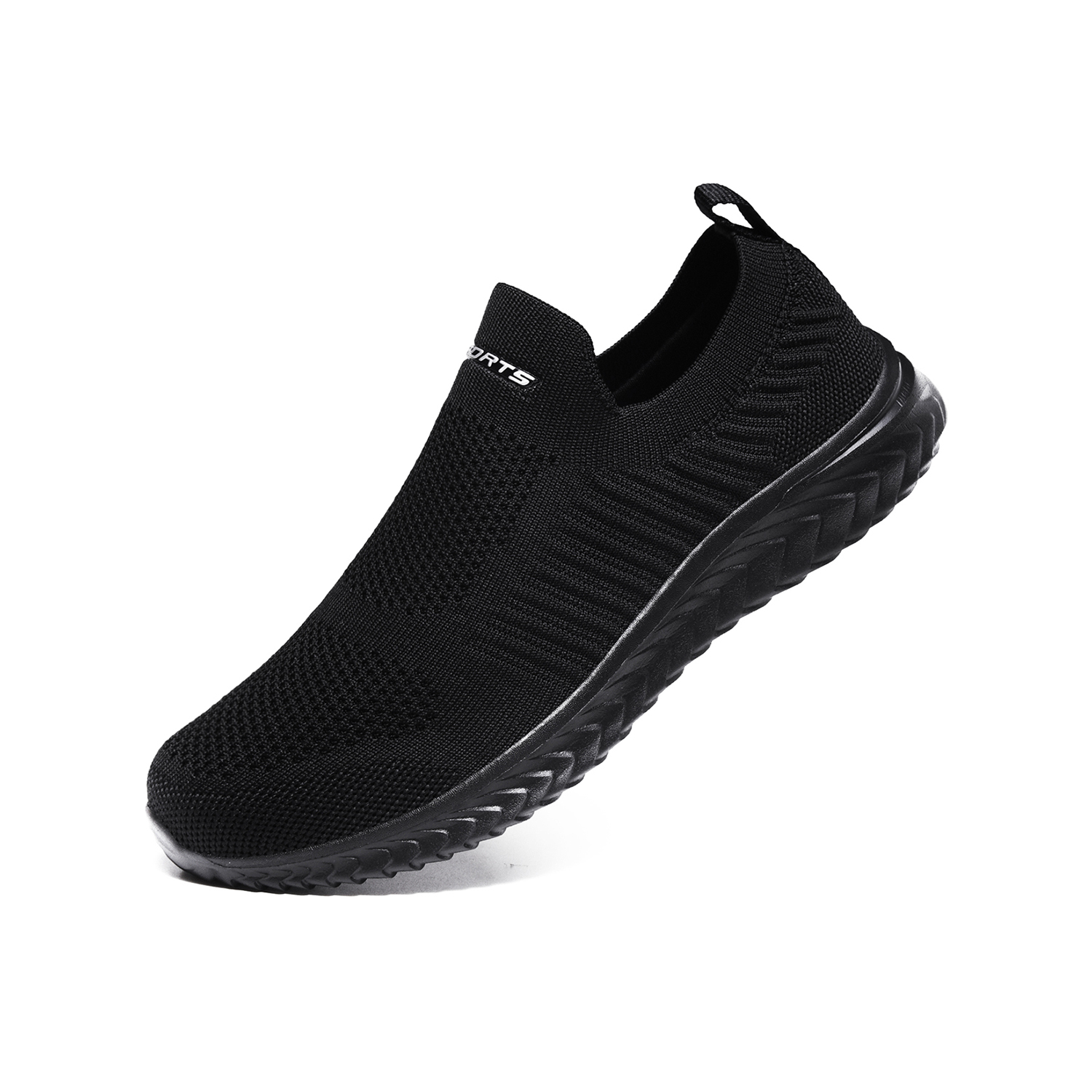Shoes Men Sneakers Men Comfortable Flyknit Slip On Casual Lazy Shoes Lightweight Couple Sock Sneakers Zapatillas Hombre Footwear
