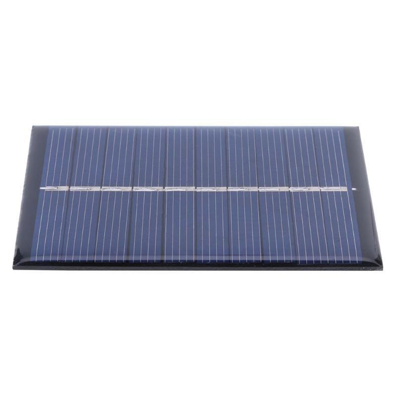 Solar Power Panel Board 0-30mA 53*30mm Power Bank Travel 5V Camping New Useful