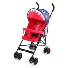 Baby stroller stroller baby stroller baby stroller 6-36 months bb washable umbrella