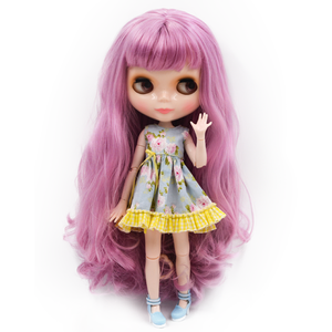 Image 3 - Neo Blyth Doll Customized NBL Shiny Face,1/6 OB24 BJD Ball Jointed Doll Custom Blyth Dolls for Girl, Gift for Collection