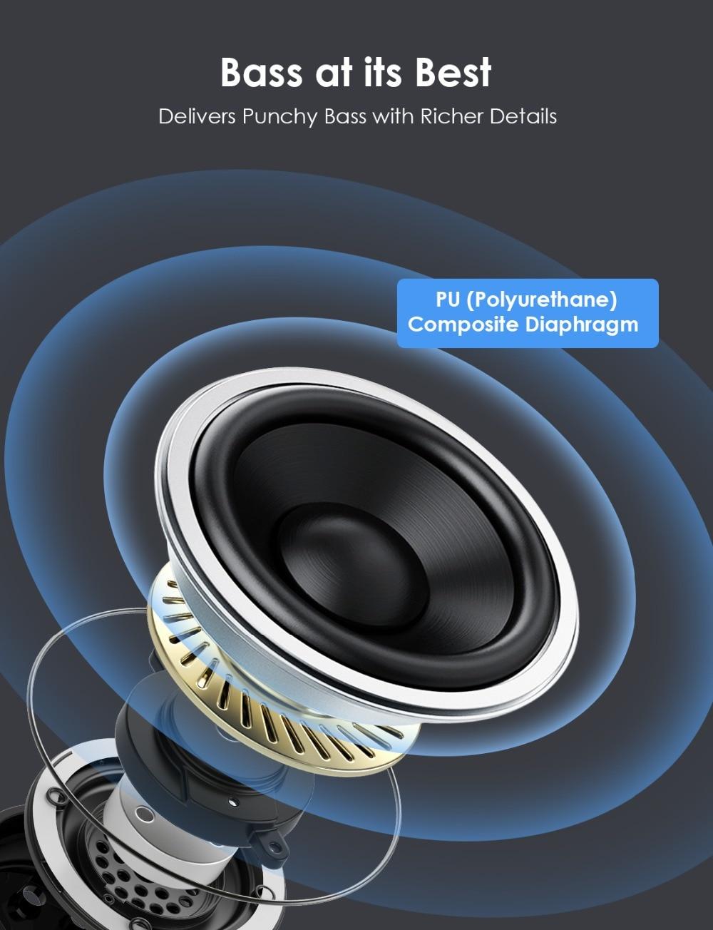 Mpow M30 Wireless Earphones TWS Bluetooth 5.0 Earphone Touch Control Earbuds With IPX7 Waterproof For iPhone Xiaomi Mi 10 Pro (1)