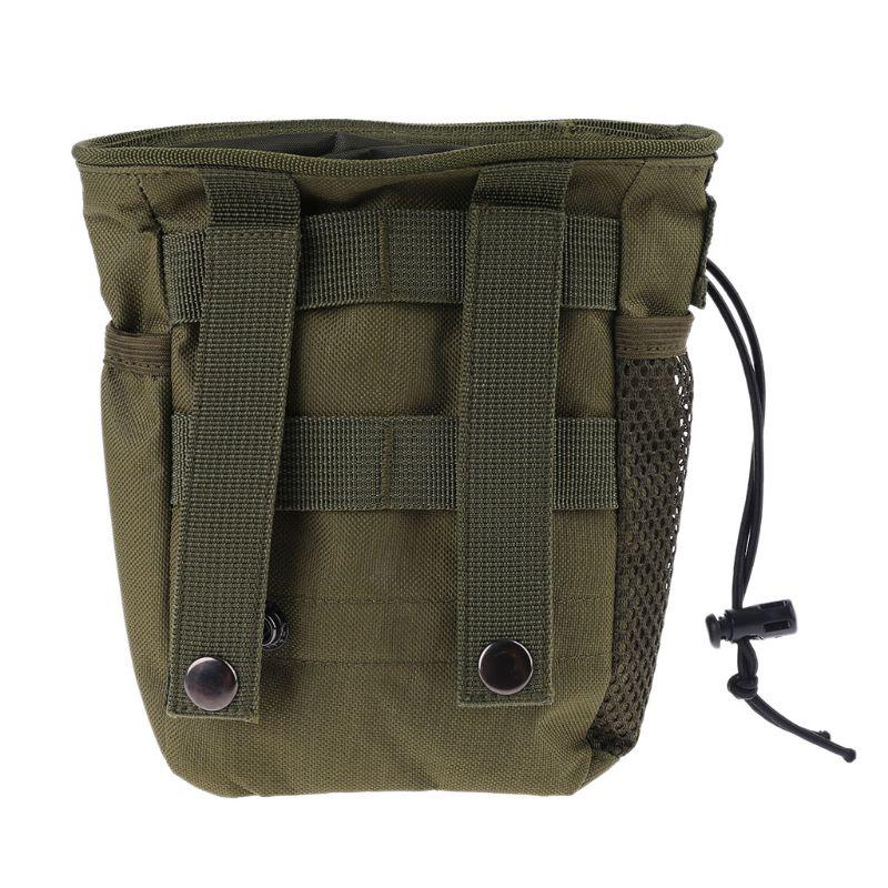 Metal Detector Holder Pouch Bag Digger Supply Treasure Waist Pack Storage Bag Garden Detecting Tools Shovel Hand Tools Bag