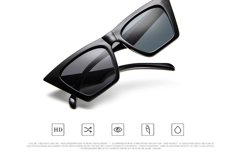 Fashion Cat Eye Sunglasses Women Brand Designer 2020 Vintage Candy Color Lens Sun Glasses Female Lady Sunglass Gradient Plastic (7)