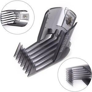 New Black Practical Hair Trimmer Cutter Barber Head Clipper Comb Fit For QC5130 QC5105 QC5115 QC5120 QC5125 QC5135