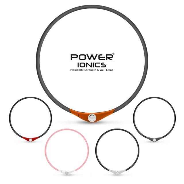 パワーオニクスアイデアネックレス 4in1 多機能チタン/ge/fir/tourmaine 2000 イオン/cc スポーツ防水健康バイオ PT069