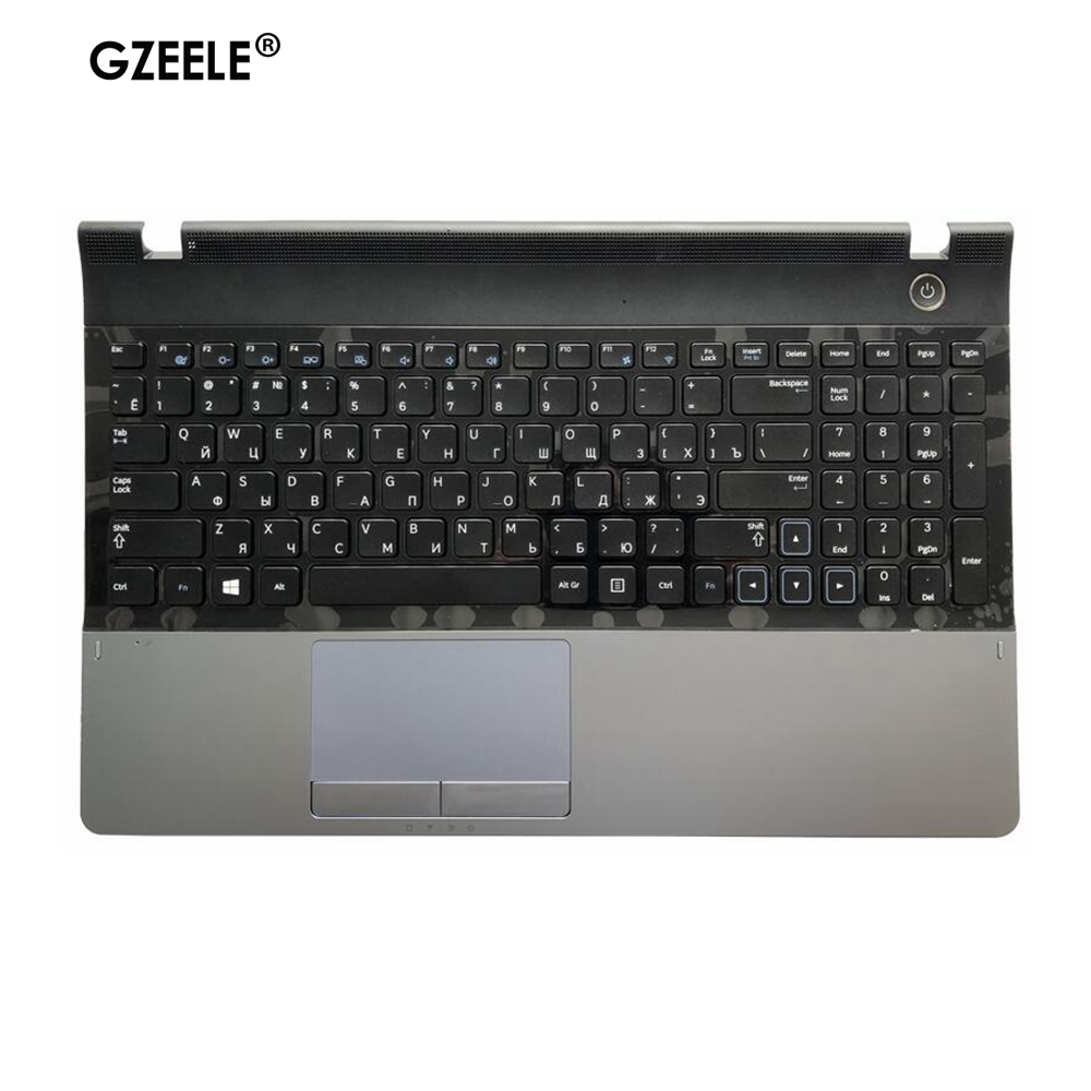 New Russian For Samsung NP300E5A NP305E5C NP300e5x NP305E5A 300E5A 300E5C 300E5Z RU Laptop Keyboard With C Shell