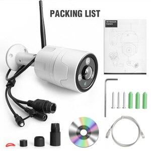 Image 5 - Hd 1080P 5MP Bullet Ip Camera Wifi Draadloze Beveiliging Cctv Camera Fisheye Lens 180 Graden View Ir 20M outdoor P2P App Camhi
