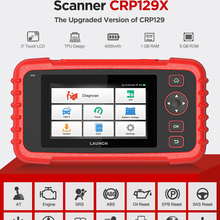 Launch CRP129X CRP129 X OBD2 Car Automotive Diagnostic Scann