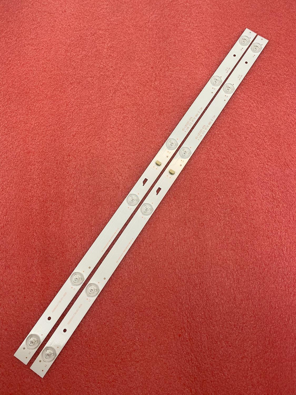 New 2 PCS 6LED LED Backlight Strip For 32HP100 TH32D500C L32S64TE5W JL.D32061330-004AS-M 057GS 4C-LB320T-GY6 JF3 JF4 W32H W32S