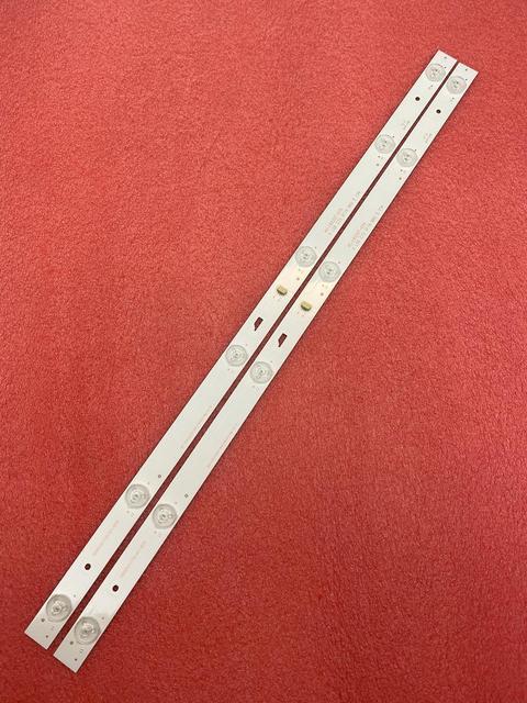 Yeni 2 adet 6LED LED aydınlatmalı şerit 32HP100 TH32D500C L32S64TE5W JL.D32061330 004AS M 057GS 4C LB320T GY6 JF3 JF4 W32H W32S