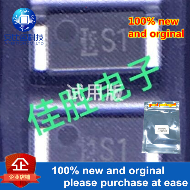 30pcs 100% New And Orginal CMS01 Original Nissan [Toshiba] 3A30V Ultra Low Dropout Schottky SMAF Silkscreen S1