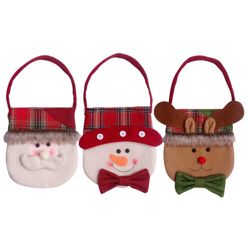 Bolsa de Presentes de Natal para Crianças Lote Melhor Venda 2 Pçs – 2020