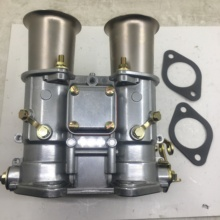 קרבורטור פחמימות 45 DCOE וובר 45mm תאום לחנוק 19600.017 4 צילינדר 6 Cyl או V8 מנועי עבור fajs EMPI וובר Solex dellorto אוויר קרנות