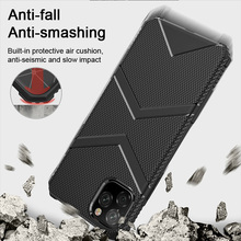 цена на for iphone11 pro Max Silica gel Case for iPhone XS MAX XR Case Soft Bumper Shockproof for iPhone 7 8plus Anti-fall Case Coque