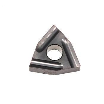 10PCS carbide inserts WNMG080408L-SG JC8015 free shipping