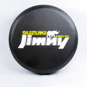 """Image 2 - Spare Wheel Cover Car Tire Cover for Suzuki Jimny JB23JB43JB64JB74 14"""" 15"""" Inch Protective Cover car accessories for2012 ~2019 +"""