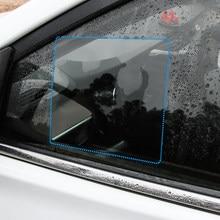 Película protectora antiniebla para ventana lateral de coche, impermeable, para Volkswagen golf 4 5 6 7 POLO Tiguan PASSAT TOURAN Scirocco BEETLE