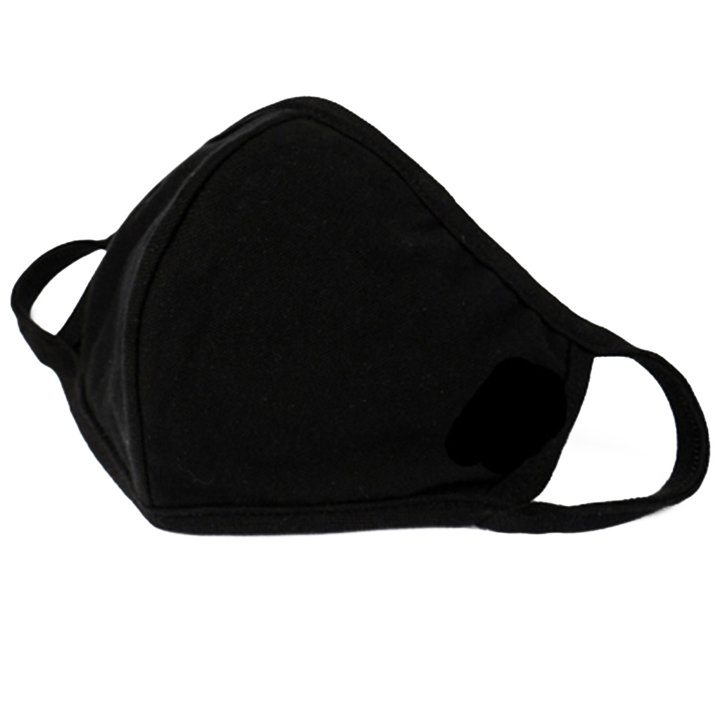 Spring Summer Cotton Thin Personality 3D Mask Men Women Dustproof Earloop Face Mouth Mask Accessories