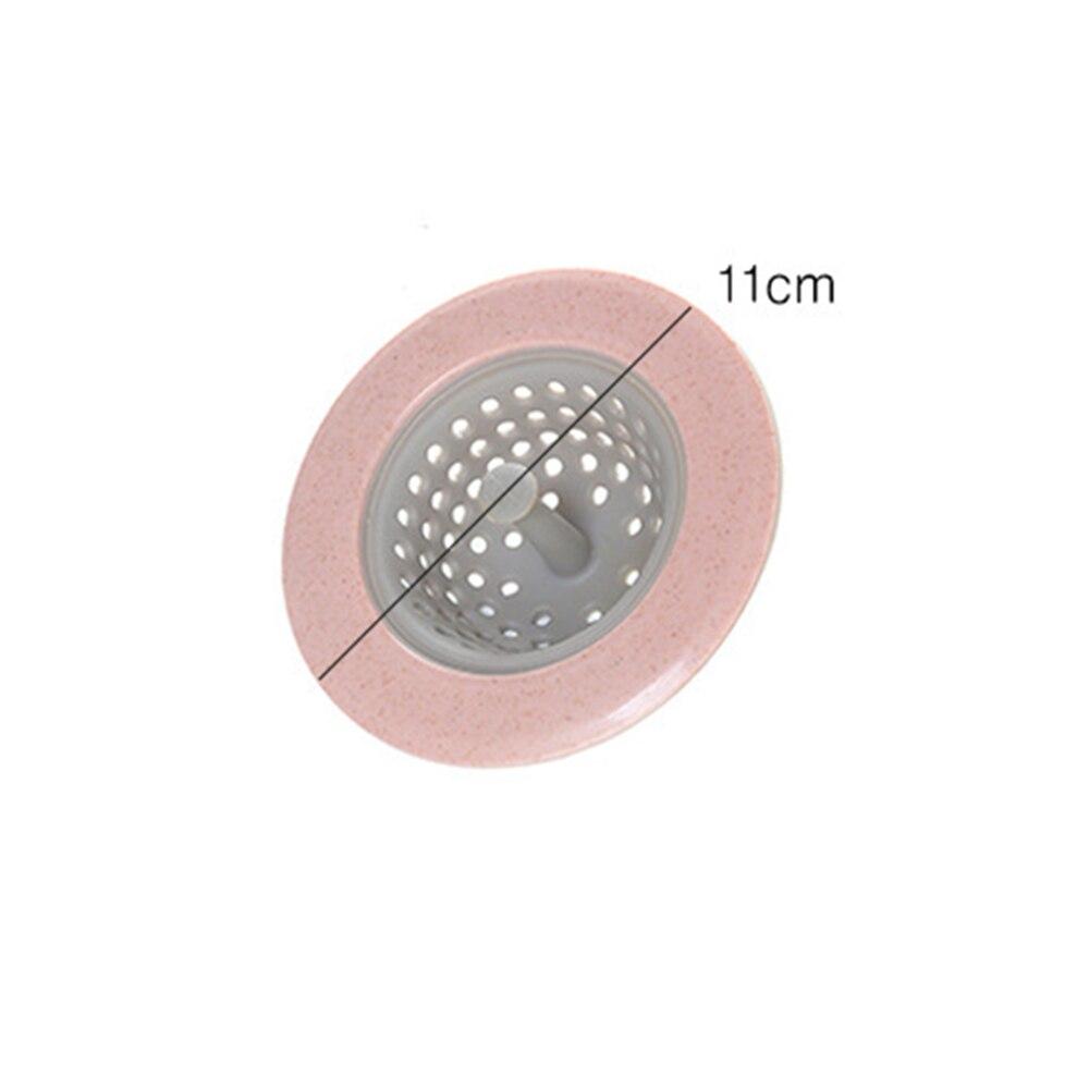 1 шт. Прямая поставка силиконовая Раковина фильтр для отходов фильтры для раковины мусорный коллектор кухонные аксессуары для ванной комнаты