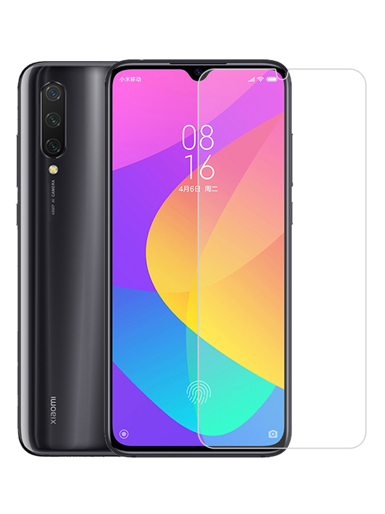 Screen-Protector Tempered-Glass-Film Xiaomi Mi 9-Lite for 2pcs
