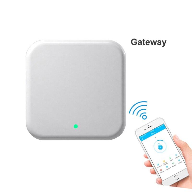 TT Lock App Gateway Bluetooth Smart Electronic Door Lock Wifi Adapter