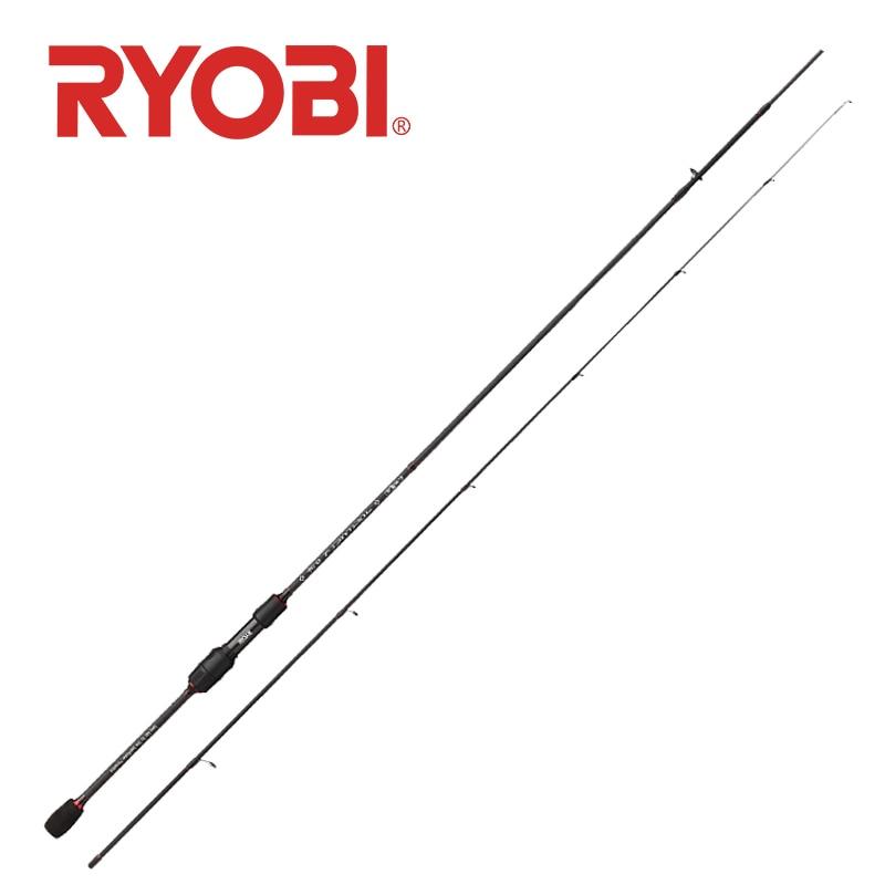 Image 5 - TOKUMEI Spinning fishing rod UL lure rod Carbon Fiber Fishing Rod  Fuji Guide rings 0.8 5g Lure Weight 1.77M 2.07M LengthFishing Rods