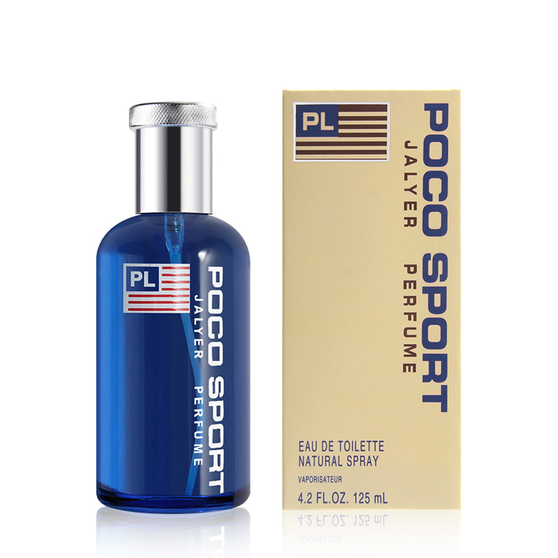 JEAN MISS Brand Perfume For Men 125ML Fragrances Long Lasting Fresh Parfum Colognes Natural Mature Eau De Toilette Spray Bottle
