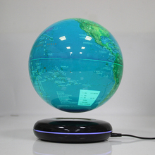Украшение для дома магнитная левитация 8 дюймов Земля вращается Плавающий глобус фестиваль Рождественский подарок необычный подарок детские игрушки