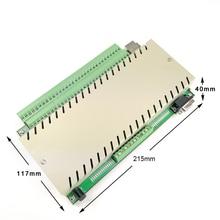 Kincony 32 チャンネルスマートホームオートメーション制御光スイッチapp/pcリモートタイミング制御有線センサー警報リンケージ