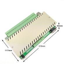 Kincony 32 canaux commutateurs de lumière de contrôle domotique intelligent APP/PC télécommande contrôle de synchronisation filaire capteur alarme liaison
