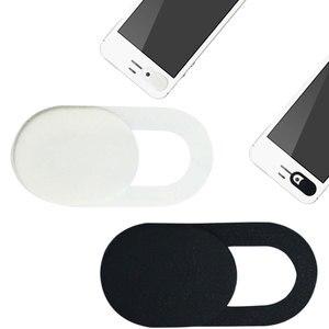 Универсальный Ультратонкий чехол для веб-камеры с магнитным ползуном затвора пластиковый чехол для камеры для веб-ноутбука Iphone IPad PC Mac Tablet ...