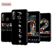 Central Perk Coffee Friends TV Anti-Fall Phone Case for Huawei P30 P20 P40 Lite