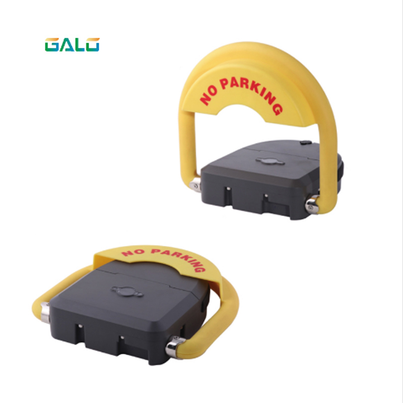 Gangway Safe Parking Lot Bollard Waterproof Automatic Parking Barrier Parking Lock, Save Parking Space, Protection Grade IP68