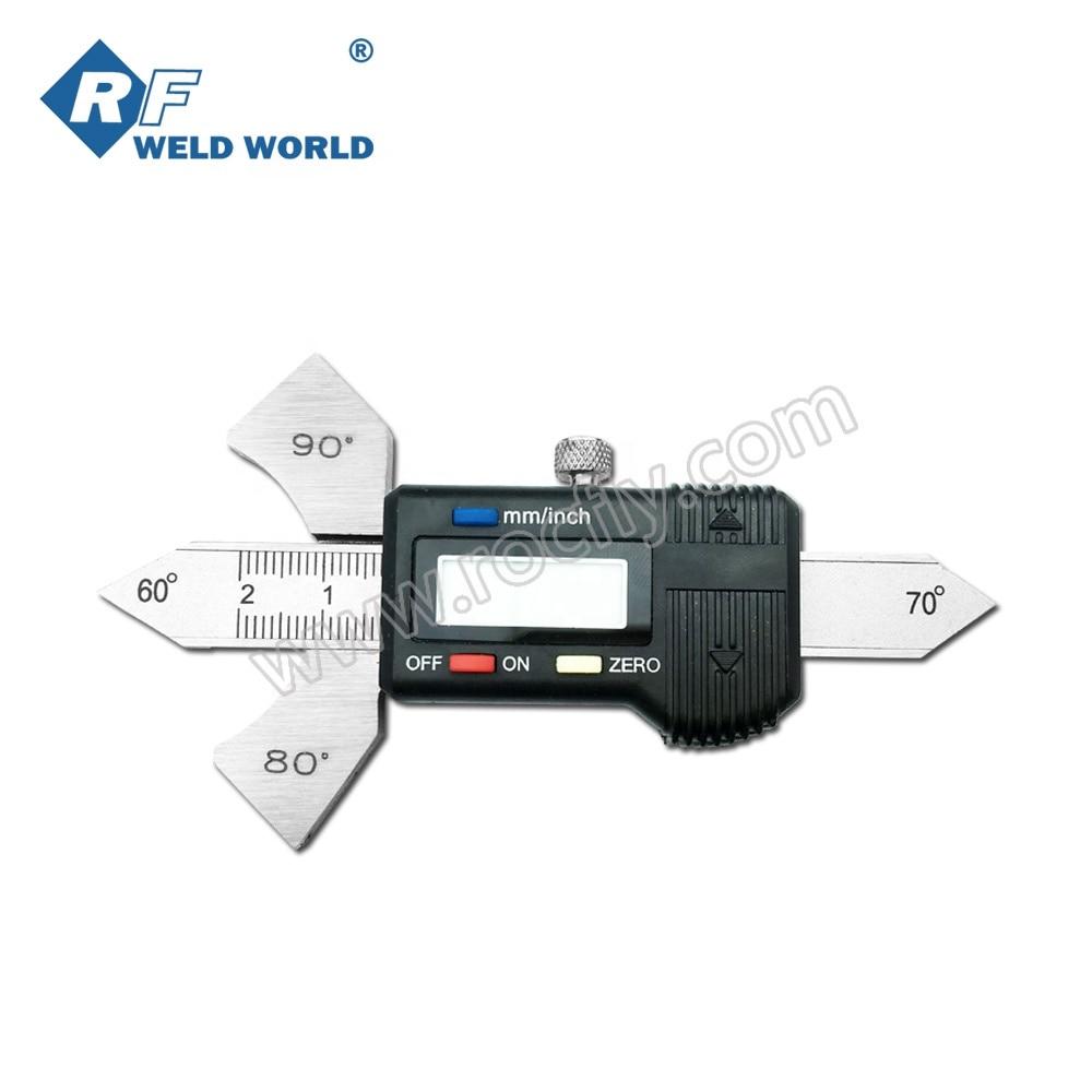 Digital Welding Gauge Vernier Welding Seam Gauges