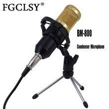 FGCLSY BM800 microphone à condensateur pour ordinateur portable Windows studio enregistrement BM-800 Microphone BM 800