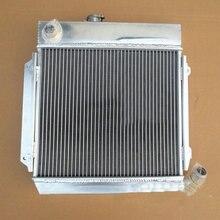 Полный Алюминий радиатор 1966-1977 для BMW E10 2002/1802/1602/1600/1502 TII/TURBO MT Руководство 67 68 69 70 71 72 73 74 75 76
