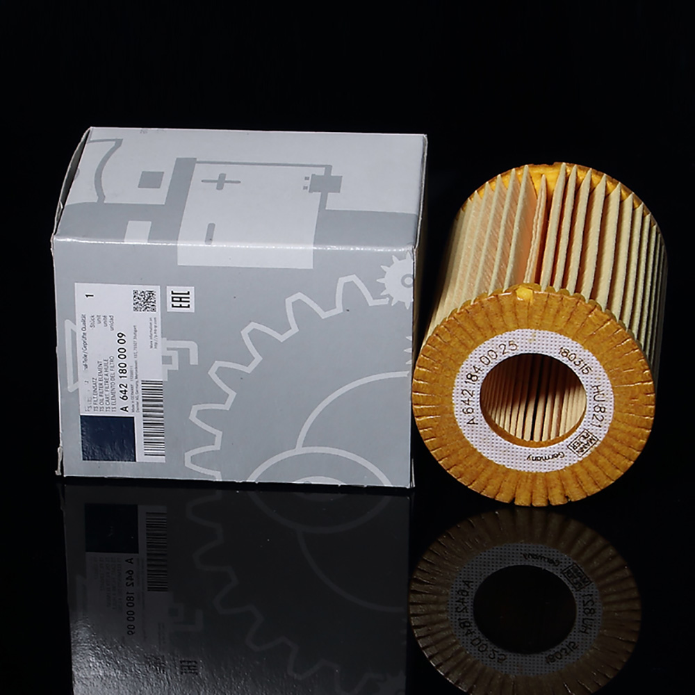 For Mercedes S211 W164 W221 W211 W251 280 320 CDI For Jeep Grand Cherokee Engine Oil Filter A6421840025 / A6421800009(China)