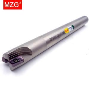 Image 5 - MZG inserto in metallo duro con inserto in metallo duro, spalla di taglio ad angolo retto, fresa di precisione