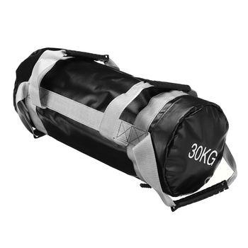 5-30kg Heavy Duty Weight Sand Power Bag Strength Training Fitness Exercise Cross-fits Sand bag Body Building Gym Power Sandbag 6