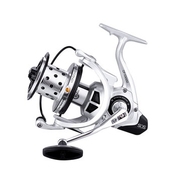 YUYU Sea Fishing Reel Spinning carp fishing Metal Spool 6+1BB reel Catfish fish spinning reel Surfcasting reel Fishing Reel