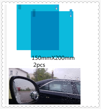 Universal car accessories rearview mirror nano waterproof membrane for BMW M5 M2 X6 M6 640i 640d 335d M1 M-Zero 545i 530xi image