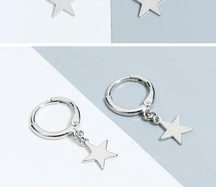 ER404 Silver Stars